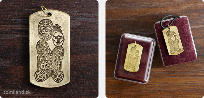 Milostný amulet Awash z Oceánie pre fyzickú lásku na jednu noc.