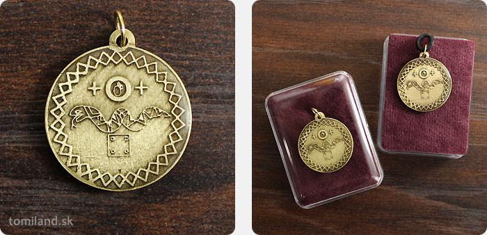 S cigánskym amuletom sa chránite proti porobeniu.