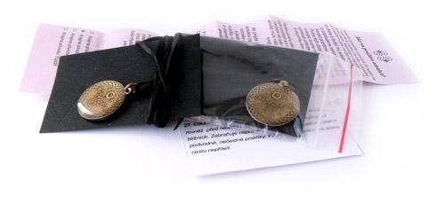 Amulet na ochranu.