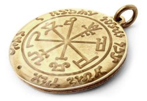 Amulet pre radosť zo života.