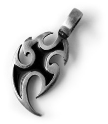 Amulet tattoo.