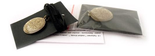 Amulety a talizmany.