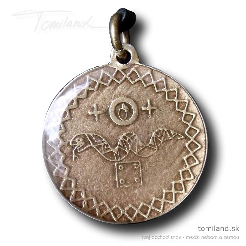 Cigánsky amulet.