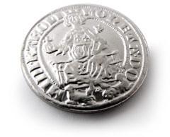 Darčeková minca.