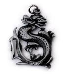 Gotický drak.
