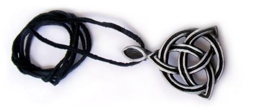 Keltský amulet.