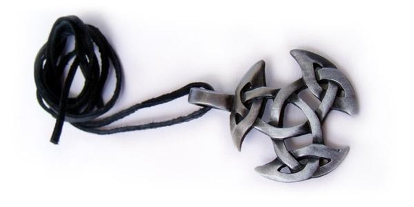 Mystický amulet.