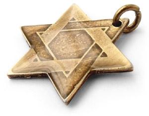 Hexagram - Dávidova hviezda.